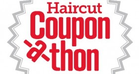 haircut coupon-a-thon $7.99 hair cut discount
