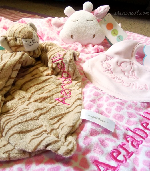 personalized baby gifts makaboo