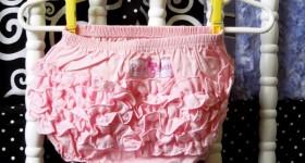 RuffleButts ruffled baby bloomers #babygifts