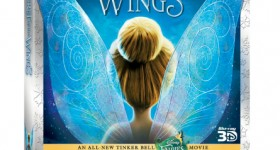Tinker Bell is Flitterific in Secret of the Wings Movie #Review
