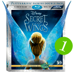 Disney Fairies Secret of The Wings
