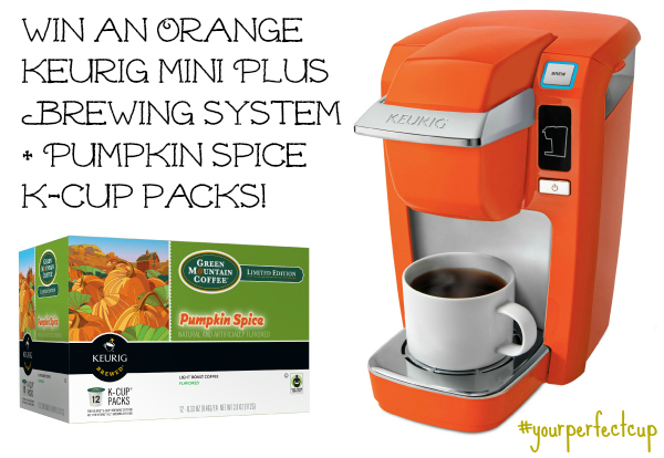 Keurig Mini Brewer Giveaway