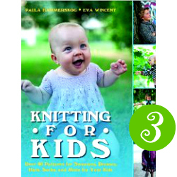 Knitting For Kids book