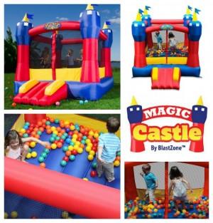 Magic Castle Blast Zone Giveaway