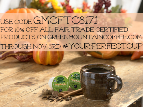 October K Cup packs discount code