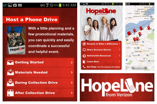 Verizon Wireless HopeLine