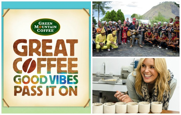 gmcr great coffee good vibes