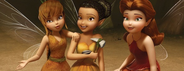 tinker bell fairies craft ideas