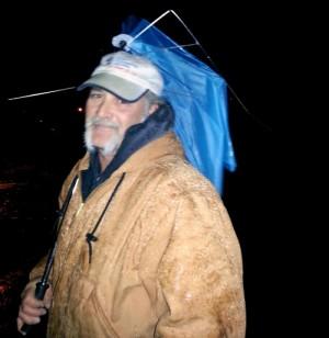 umbrella mishap