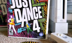 Get the party started with Just Dance 4 for the Wii #CleverJD4 #spon