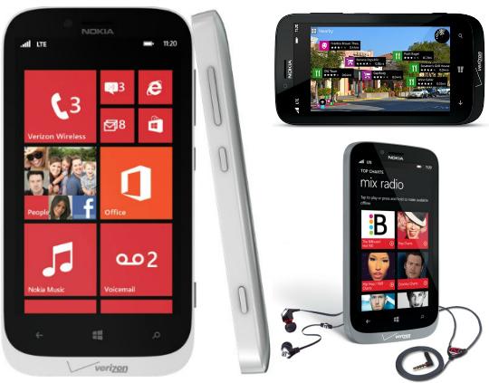 Nokia Lumia 822 giveaway