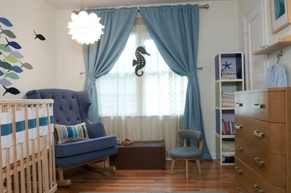 Decorating a baby nursery for sleep tips from paige rien for Sleeping room decoration