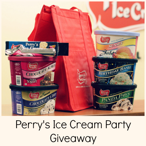 Perry's Ice Cream Party giveaway