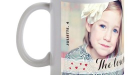 Tiny Prints Deal of the Day: 35% Off Custom Mugs