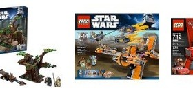 Amazon Lightning Deals: Toys for Boys! LEGO building sets