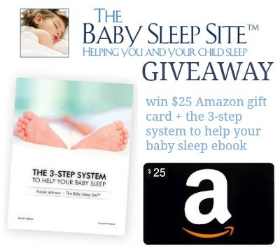 babysleepsite giveaway