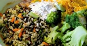 Eat your veggies with Birds Eye Steamfresh Kid-friendly meals!