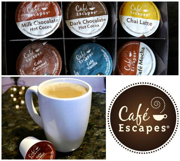 cafe escapades kcups