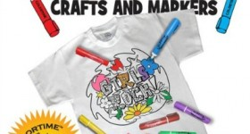 Get 15% off all Colortime.com orders using this promo code! Great gift for kids!