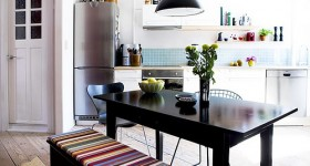 Dazzling dining rooms: The hottest trends for 2012 – Guest Post