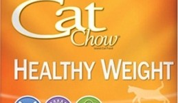 Free 6 oz sample of New Purina Cat Chow Healthy Weight + coupon