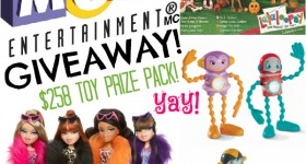 Huge MGA Entertainment Holiday Toy Giveaway! #holidayshowcase