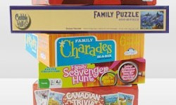 Win a $250 Outset media Game prize pack for fun family times!