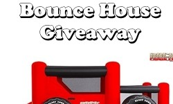 Rock Crawler Bounce House #Giveaway