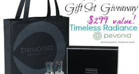 Pevonia Botanica Skincare is a luxurious gift for women