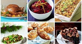 turkey day recipes