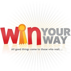 Win Your Way when you Shop Your Way! #WinYourWay
