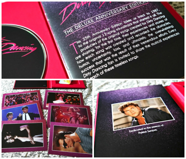 Dirty Dancing 25th anniversary deluxe edition soundtrack
