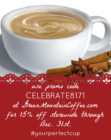 Green Mountain Coffee December promo code