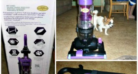 Panasonic JetForce Bagless Vacuum Cleaner Review