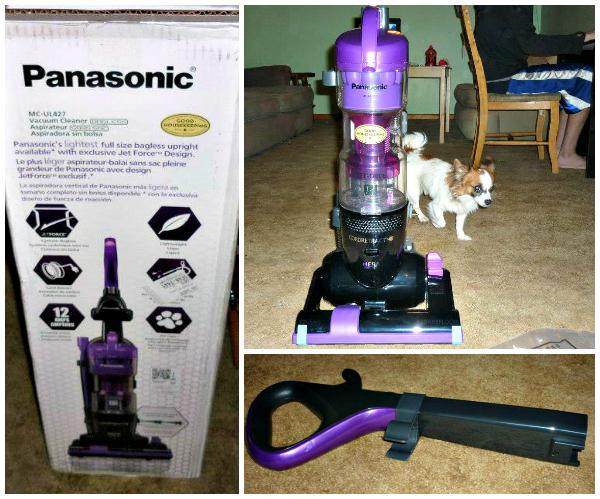 Panasonic vacuum cleaner
