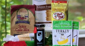 Gluten-Free gifts from SoLuckyGifts.com