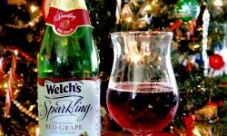 Welch's Sparkling Juice for the Holidays