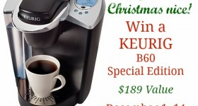 Keurig B60 Special Edition Brewer Holiday