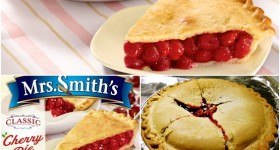 Mrs. Smith's Pies bring Holiday Cheer + FREE pie Giveaway!