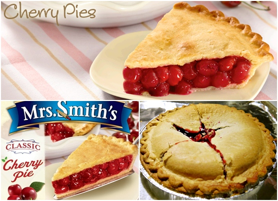Classic Cherry Pie - Mrs. Smith's