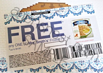 free pie coupon giveaway