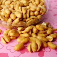 Honey Roasted Peanuts superior nut store