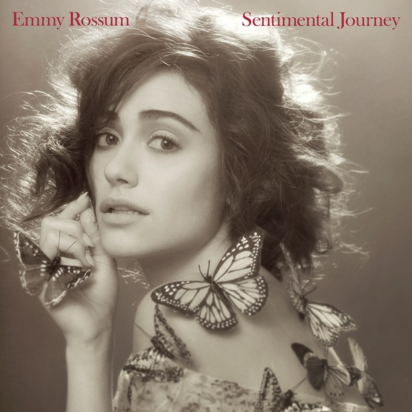 Sentimental Journey Emmy Rossum Album Cover