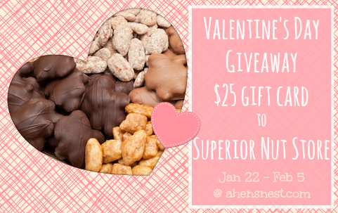 Superior Nut Store Giveaway