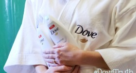 Dove Body Wash Says Goodbye To My Dry Skin! #DoveTruth