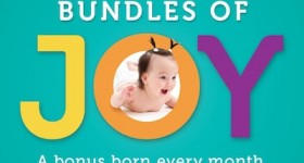 Pampers Bundle of Joy event at Walmart.com #PampersJoy