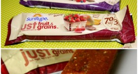 just fruit and grains bar