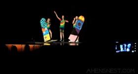 Wordless Wednesday – Talent Show Winners #ww
