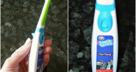 Arm & Hammer Tooth Tunes One Direction toothbrush for kids #ToothTunes1D