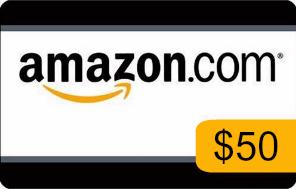Amazon 50 gift card
